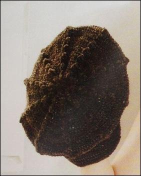 Boina tejida crochet